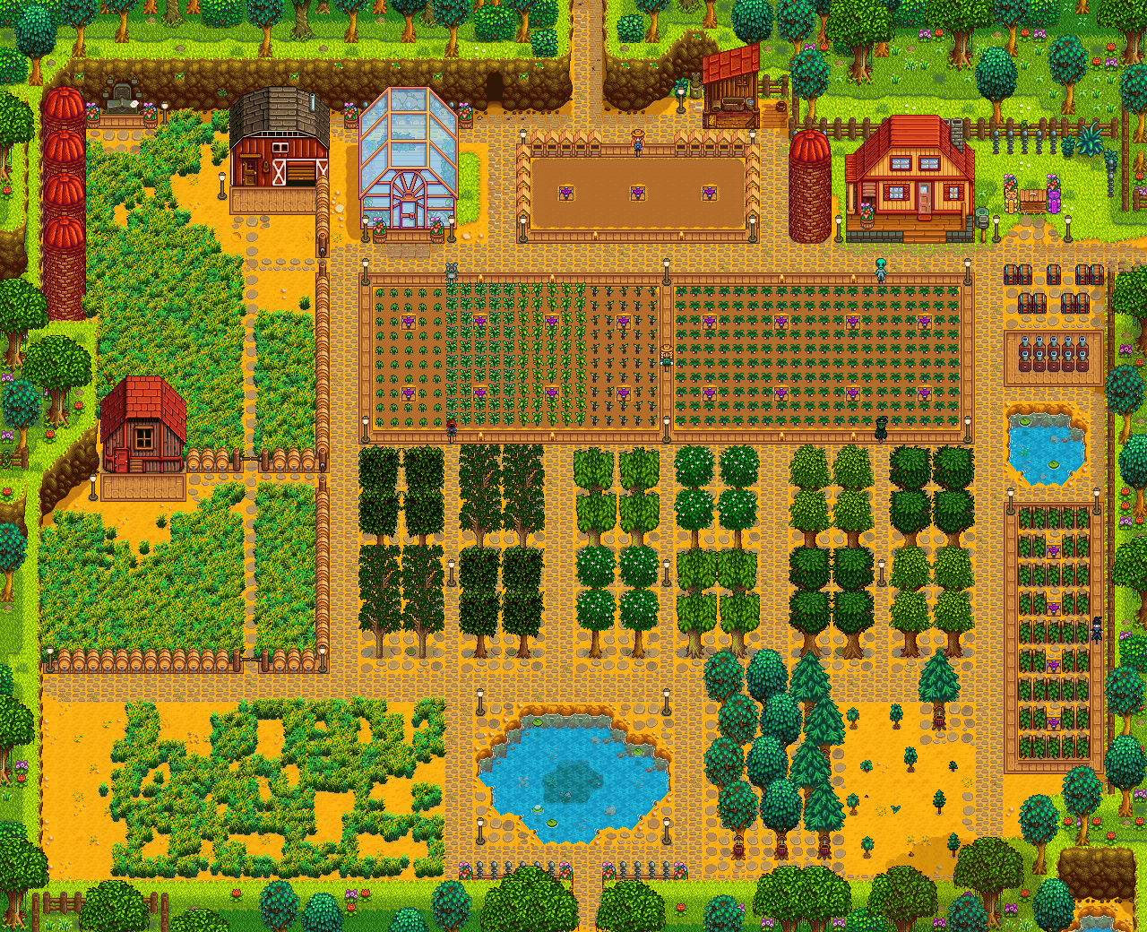 how to get animals back in barn stardew valley