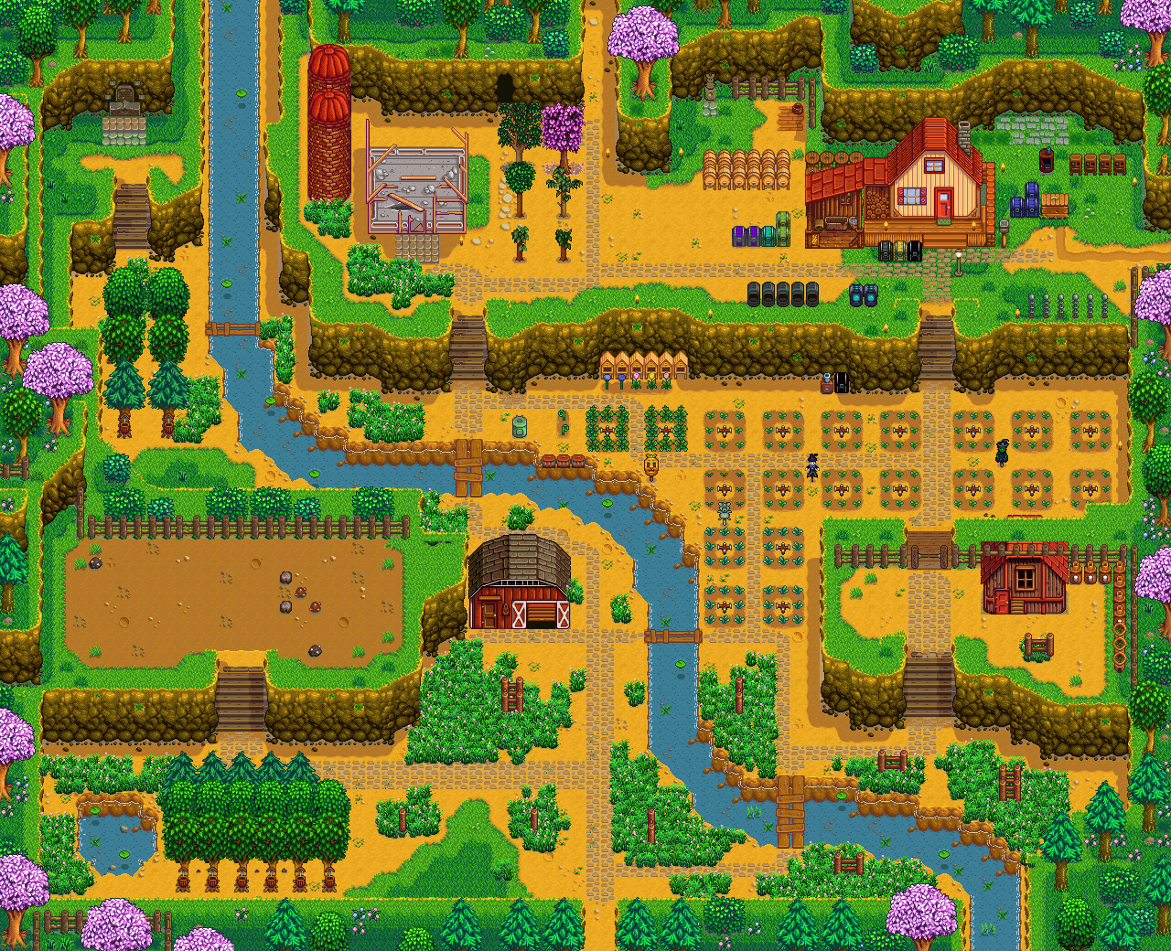 how to change professions in stardew valley