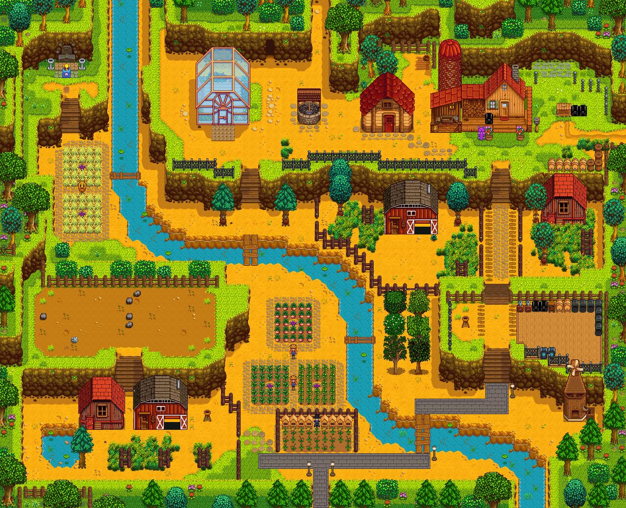 Best option for level 10 farming stardew