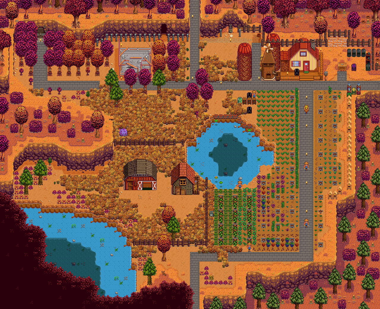 how to build silo stardew valley