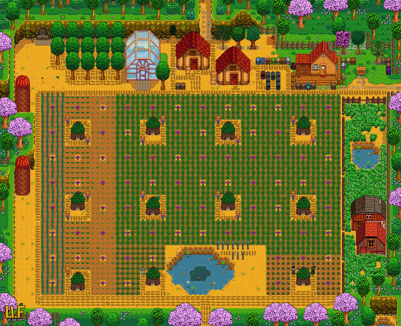 pepper mill farm stardew valley summary generator